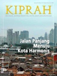 Majalah Kiprah Edisi ke 30 Tahun 2008 - Departemen Pekerjaan ...