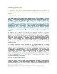 CI VOL2 No3 Summer 2000 Tener y Mantener - The University of ...