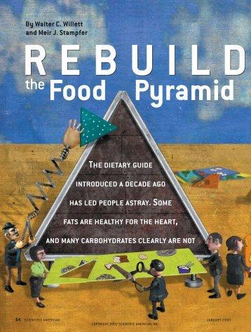 Food Pyramid - Londonderry School District