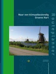 Rapport Routeplanner - 'Naar een ... - Leven met Water