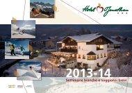 Inverno 2013/2014 - Hotel Jonathan