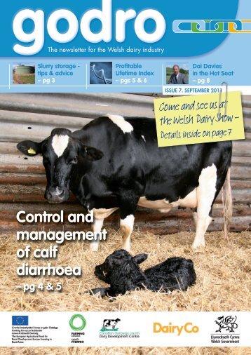 Godro Issue 7 - September 2011 - Dairy Development Centre