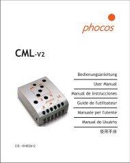 Phocos CML-V2