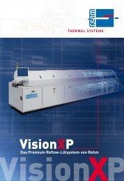 VisionXP Vision - Rehm Group