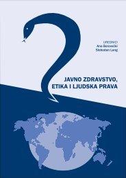 Etika i javno zdravstvo.pdf - Åkola narodnog zdravlja