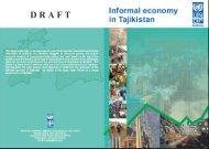 Eng - UNDP in Tajikistan