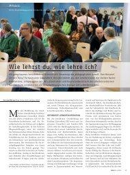 Berufspädagogisches Konzept für die Ausbildung von ... - nBBG