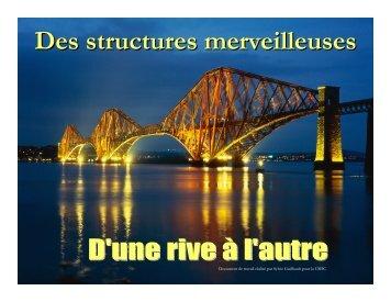 Des structures merveilleuses - Science en ligne