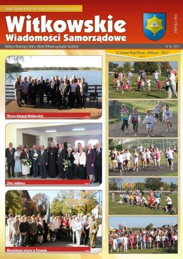 WWS 10-2011 - Witkowo