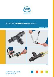SYSTEM KAN-therm Push