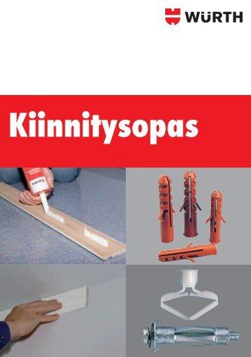Wurth Kiinnitysopas 2011.indd - Würth Oy