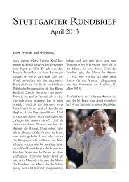 Bitte diesen Link anklicken! - Priesterbruderschaft St. Petrus