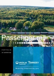 Challenge - Veolia Transdev