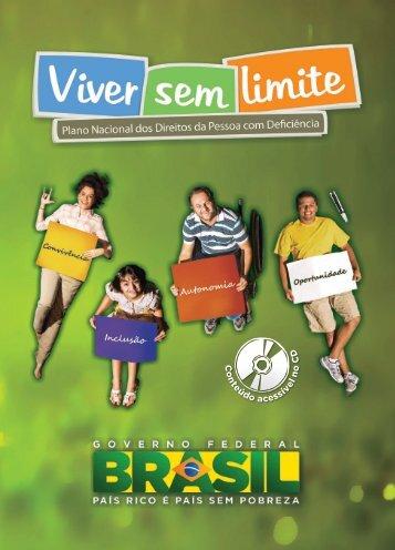 Cartilha - Viver sem Limite - Portal Ceará Inclusivo