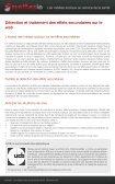 Les médias sociaux au service de la santé - Synthesio - Page 5