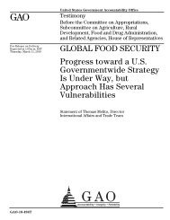 GAO Report 11 March 2010.pdf - Partnership to Cut Hunger and ...