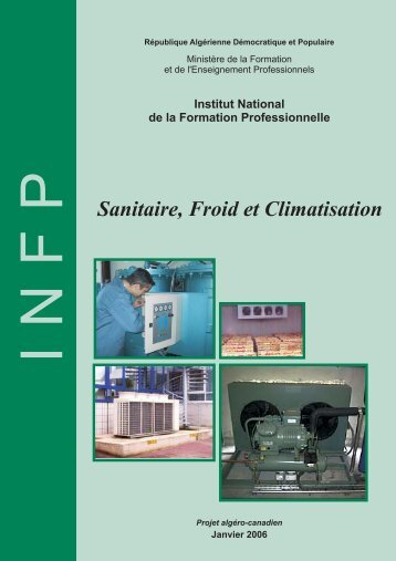 Sanitaire, Froid et Climatisation - MFEP