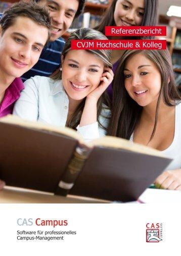 CVJM Hochschule und CVJM Kolleg - CAS Education