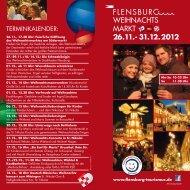 26.11.- 31.12.2012 - Flensburg