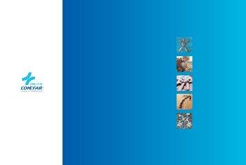 BROCHURE 2007 no TR - Gruppo Comifar - Comifar Distribuzione