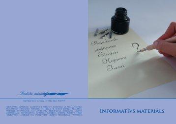 Buklets PDF formātā - Tieslietu ministrija
