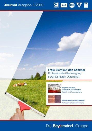 Journal Ausgabe 1/2010 - Beyersdorf