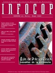 NÚMERO 42. Marzo - Mayo 2009 - Consejo General de Colegios ...