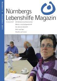 LHM 4-2011.indd - Lebenshilfe Nürnberg