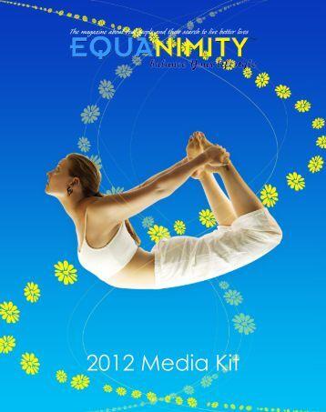 View 2012 Media Kit - Equanimity Magazine