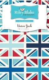 Union Jack - Riley Blake Designs