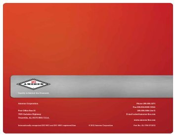 Amerex CPS Fire Suppression Systems. The safest decision you'll ...
