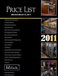 Price List - Greenfield World Trade