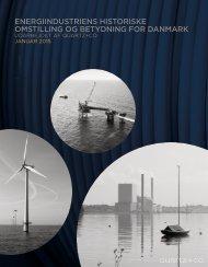 Energisektorens historiske omstilling og betydning for Danmark