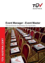 Event Manager - Event Master