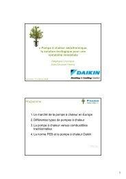 « Pompe à chaleur aérothermique, la solution ... - Pacenr.free.fr