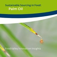 Palm Oil - Food Valley