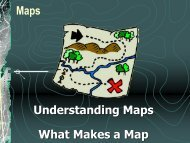 Maps and Mapping - Malareo