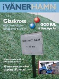 Glaskross - Vänerhamn AB