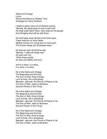 Machine Gun Kelly – Alpha Omega Lyrics | Genius Lyrics