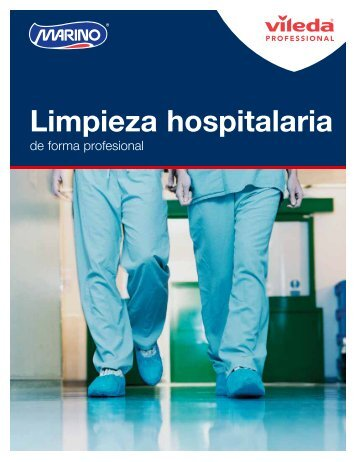 Limpieza hospitalaria - Vileda Professional