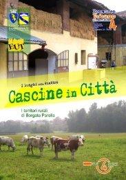Cascine in città - Città di Torino