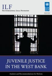 Juvenile-Justice-in-the-West-Bank