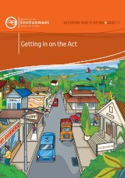 getting-in-on-the-act - Bay of Plenty Regional Council