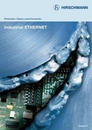 Industrial Ethernet Katalog - SG Connect