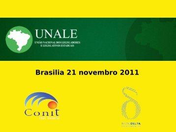 Brasilia 21 novembro 2011 - EcoSmartGrid