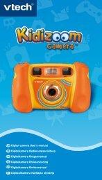 Digital camera User's manual Digitalkamera Bedienungsanleitung ...