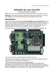 PDF du prof. - Site personnel de Serge Moutou