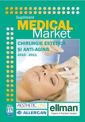 CHIRURGIE ESTETICĂ ªI ANTI-AGING - Saptamana Medicala