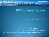 The IPCS Print Room