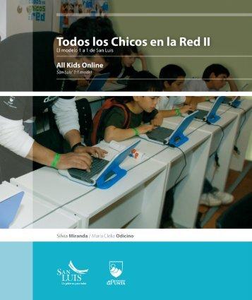 Lib – Todos los chicos en la red II - Universidad de La Punta (ULP)